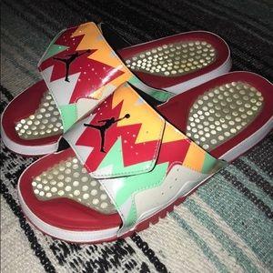 3dbaafc40d6b Jordan Shoes - Brand new Hare Jordan slides